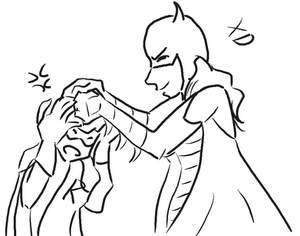Fun With Batgirl and Robin