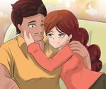Mr. and Mrs. Diaz - art request
