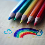 Rainbow Love . . ..