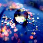colorful glitters . ..