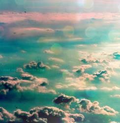 Cotton Candy Clouds. ...