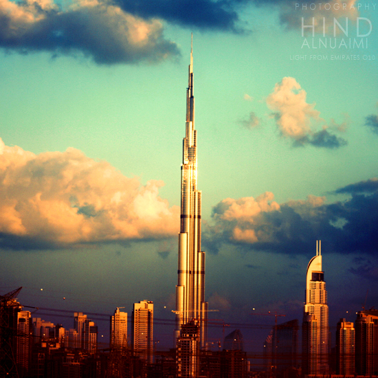 The tallest building. ..