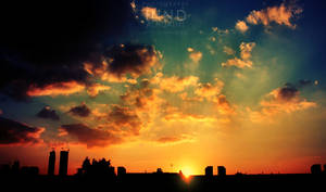 the Golden hour. ..