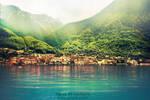 Lausanne lake
