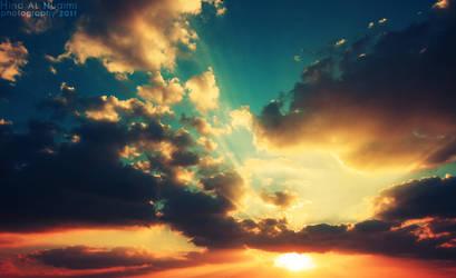 Shine on me. ..