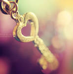You Own the Key to My Heart. .