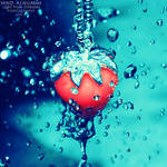 Frozen Strawberry. ..