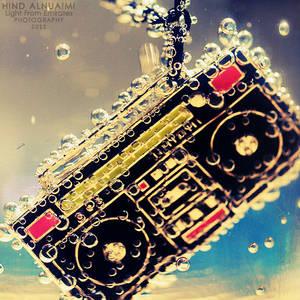 broken stereo. ..