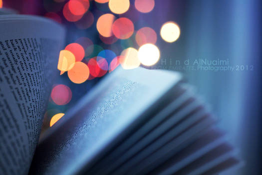 a book full of magic. ..