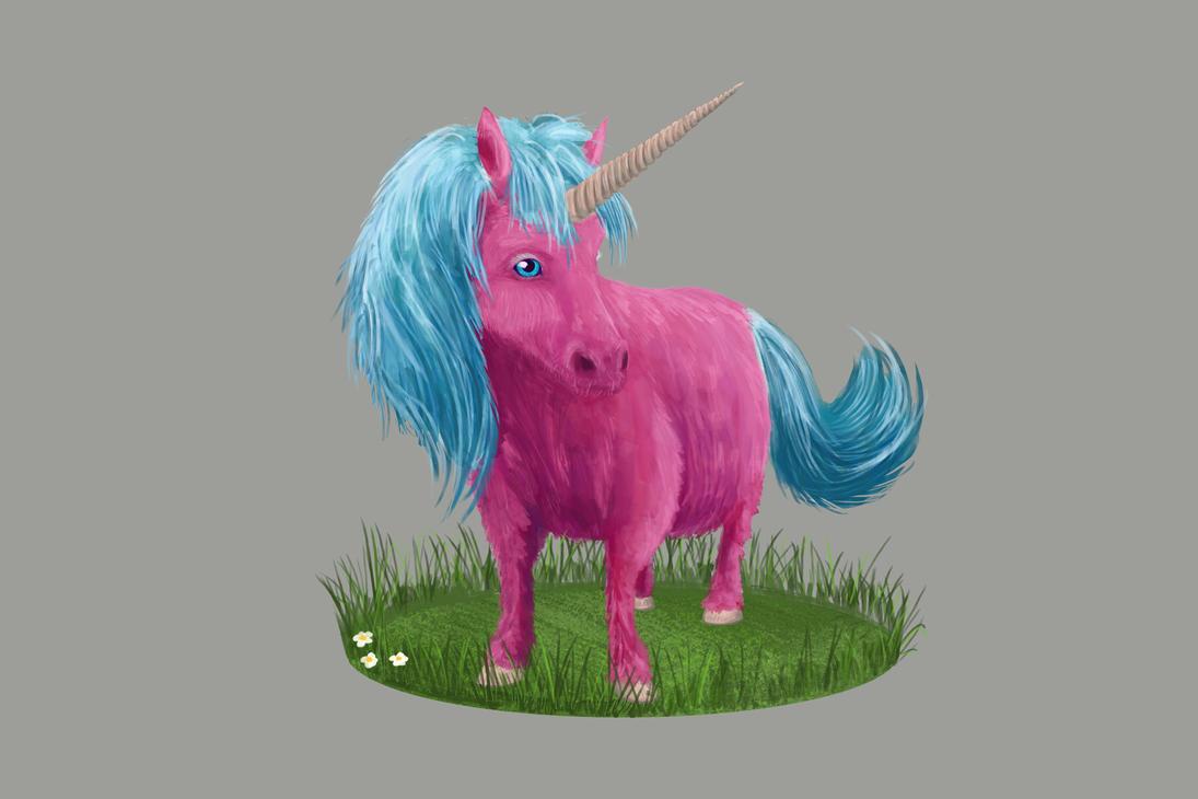 Shetland Unicorn by Racym