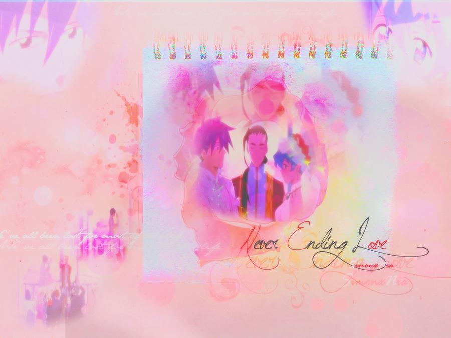 Love Never End Wallpaper : .:SimoNia.Never.Ending.Love.Wallpaper:. by Ino-chan on DeviantArt