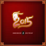 Chinese New Year 2015 (Goat) Square Version
