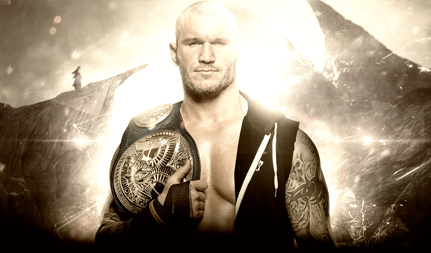 RANDY ORTON WALLPAPER By AtdhedonGraphics