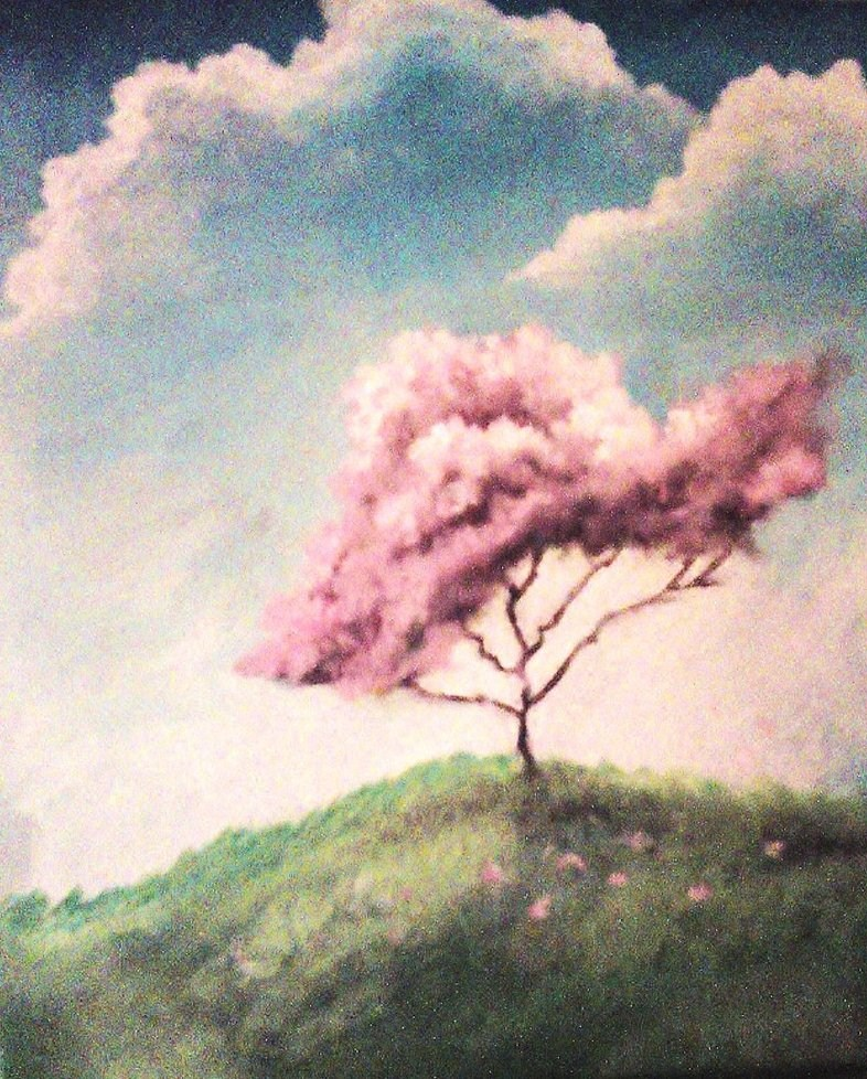 Cherry tree by LoSqui