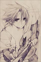. sasuke . by loveariddle
