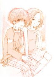 -- NANA - Shin n Hachi -- by loveariddle