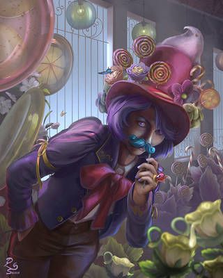 Wilomena Wonka by DeviousSqurl