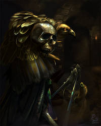 The Vulture King