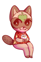 Adorablush Animal Crossing Commission by JokerTroll