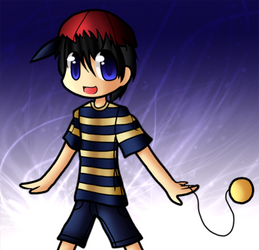 Young Ness owo by chienoir