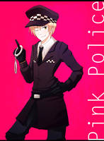 +Pink Police+ by chienoir