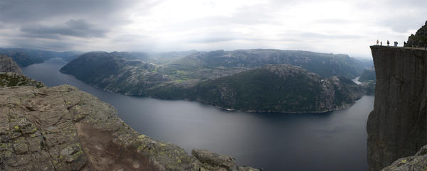 Preikestolen by Theme3