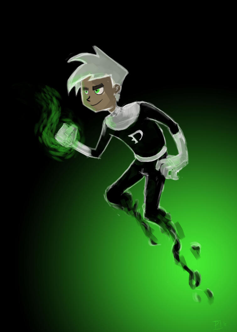 Danny Phantom again by pinkiris