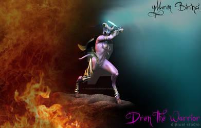 Dren the Warrior