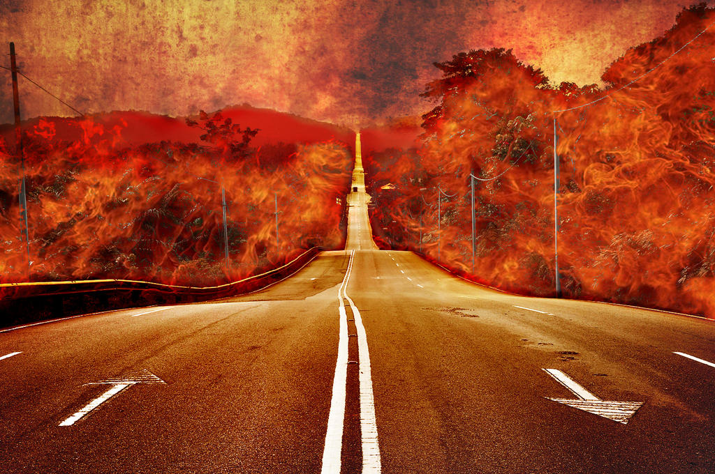Road to HeLL? by ZuKhaiRy on DeviantArt