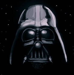 Darth Vader - Draw Something 2 by AsparagusTrevor