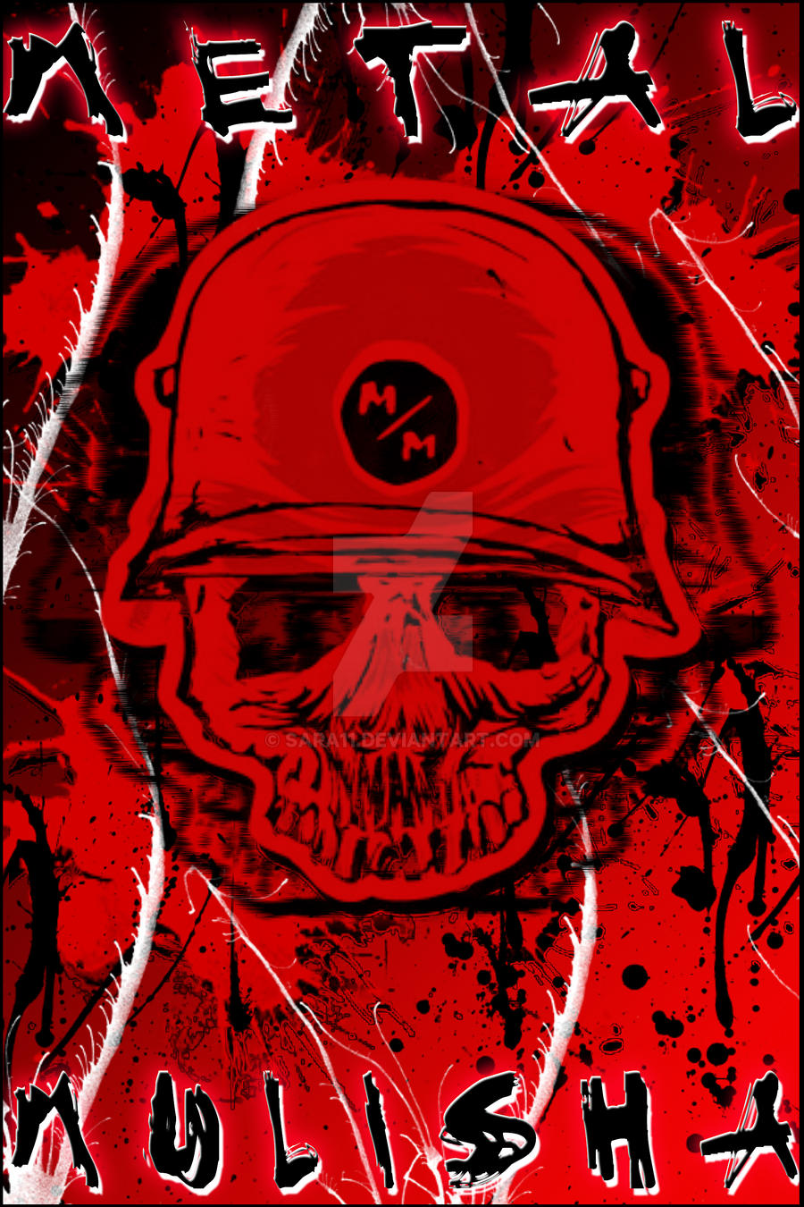 metal mulisha postersara11 on deviantart