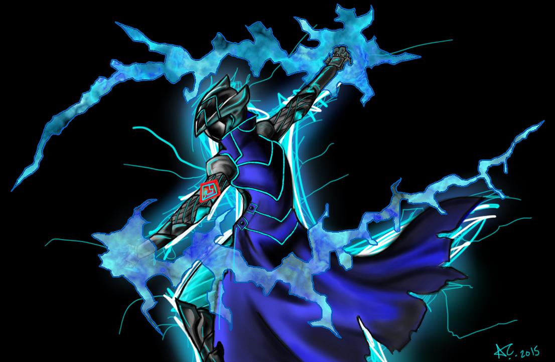 Stormcaller warlock by eonsoul on deviantart - Warlock stormcaller ...