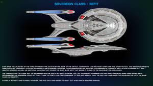 Sovereign Class - Refit