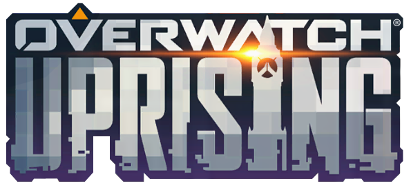 Overwatch Uprising Logo by AL-Proto