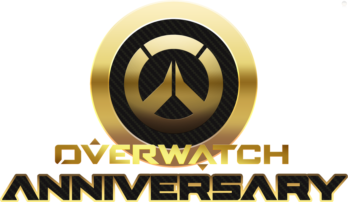 Overwatch anniversary logo by al proto on deviantart overwatch anniversary logo by al proto altavistaventures Choice Image