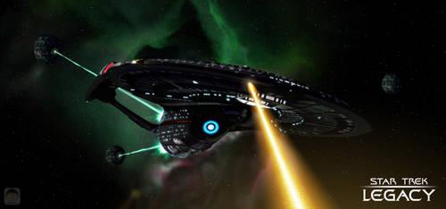 Borg Ambused by AL-Proto