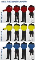 Ambassador's Second Generation Uniform Phase One