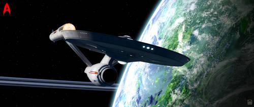 Ring Planet Orbit by AL-Proto