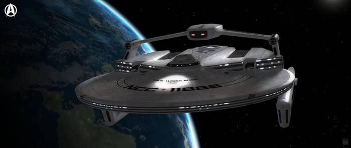 Internship Aboard A Federation Starship