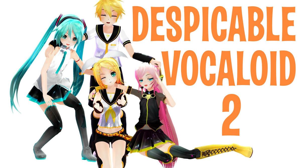[Video Link] Despicable Vocaloid 2 by ShiraikiMizuno