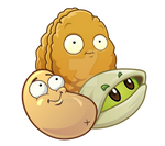 Plants vs. Zombies 2 - Mixed Nuts