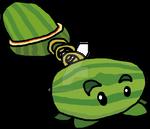 Melon-pult Drawing