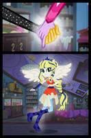 MLP: Equestria Girls | Sunset-Twilight Fusion