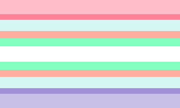 My Own Questioning Pride Flag