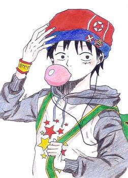 One Piece - Luffy-kun