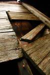 Wood work barn