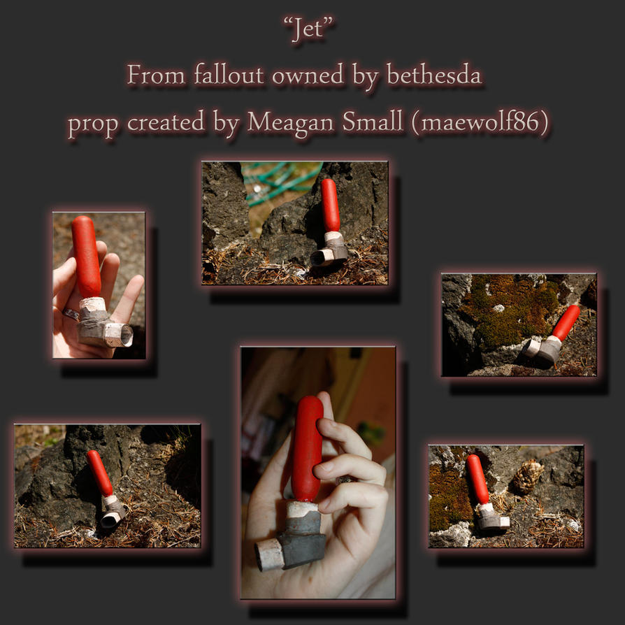 Jet prop done fallout by Maewolf86