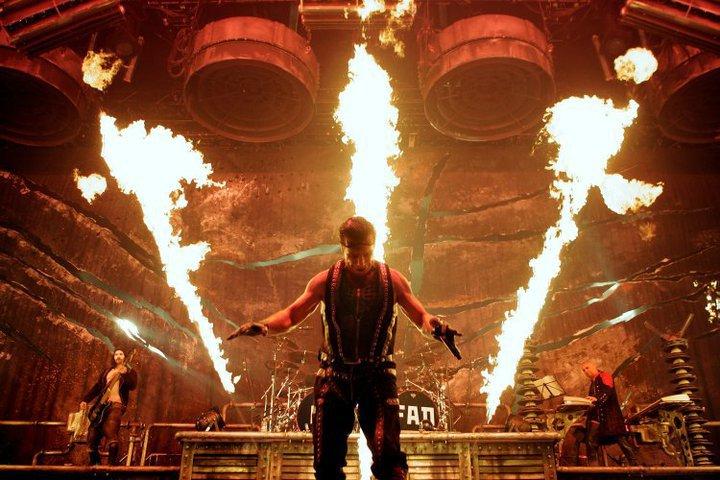 Rammstein By Cannibalviking On Deviantart