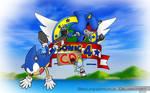 Sonic The Hedgehog 4....CD