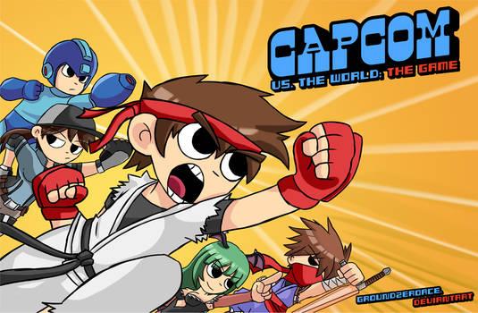 CAPCOM vs THE WORLD - THE GAME